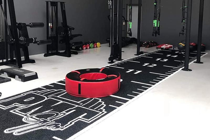 Fitness track Signgrass